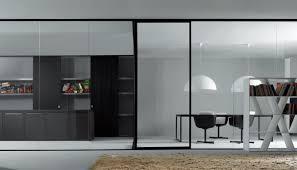 alluring frosted glass room divider design inspiration u2013 black