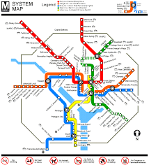 dc metro rail map dc metro trip planner archives travel map vacations