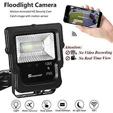 motion detector light with wifi camera amazon com floodlight camera motion activated famirosa wifi