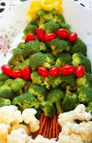 christmas party green u0026 brown tree theme u2022 craft thyme