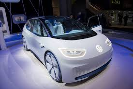 future cars inside volkswagen u0027s new design language may show the future of electric