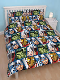 Marvel Bedding Marvel Double Duvet Cover Set Sweetgalas
