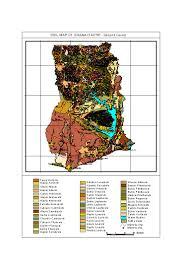 Ghana Africa Map ghana maps