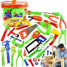 2017 wholesale play house maintenance tools portable children