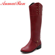 buy boots europe aliexpress com buy anmairon fashion boots europe toe