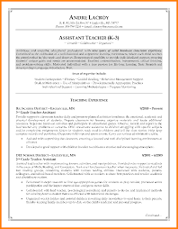 Resume For A Teaching Job by 7 Cv For Teaching Job With No Experience Mail Clerked