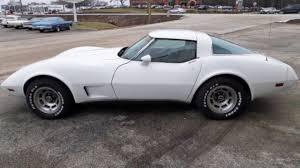 1978 corvette stingray 1978 anniversary car corvette stingray 350 automatic white
