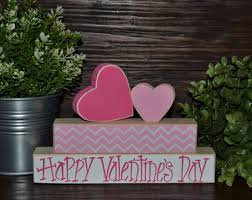 Valentines Day Decoration Valentines Day Decor Etsy