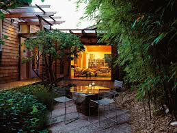 landscaping privacy solutions gardens dining sets and decks