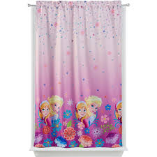 Disney Frozen Room Darkening Girls Bedroom Curtain Panel - Room darkening curtains for kids