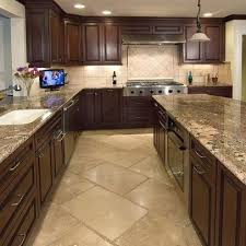 kitchen floor ideas with cabinets kitchen floor tile cabinets with tile floor design