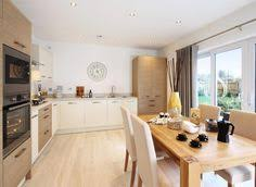 Redrow Oxford Floor Plan Kitchen Dining Living In The Oxford Redrow Kitchen Pinterest