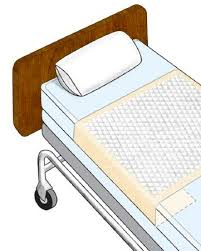 Incontinence Pads For Bed Attends Tuckable Disposable Underpad Bed Pads For Moderate