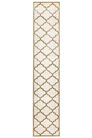 buy icon large modern trellis rug natural at cheapest rugs online