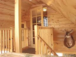 Simple Cabin Plans With Loft 16x24 Owner Built Cabin