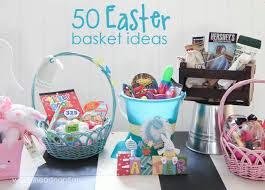 easter gift baskets for toddlers 50 no candy easter basket ideas i heart nap time