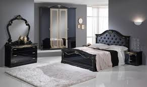 stylish bedroom furniture stylish black italian high gloss bedroom furniture homegenies
