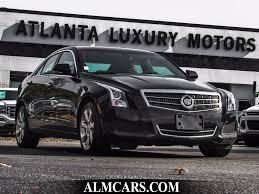 2014 cadillac cts performance 2014 used cadillac ats 4dr sedan 2 0l luxury awd at alm gwinnett