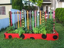Children S Garden Ideas Ideas For A Childrens Sensory Garden The Inspirations Children S