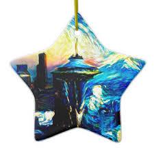 gogh starry ornaments keepsake ornaments zazzle