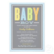 baby shower wording types of baby shower invitations wedcardshare
