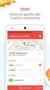 food delivery by doordash android apps on google play
