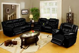 Leather Livingroom Sets Https Aamiy Com A 2017 08 Amazing Luxury Black L