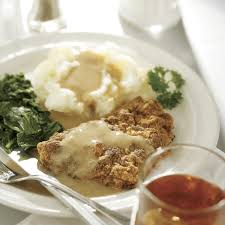 chicken fried steak u0026 gravy recipe eatingwell