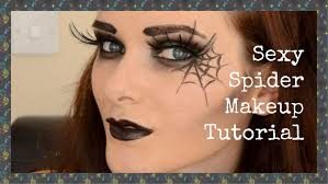 halloween makeup spider ohhitsonlyalice youtube
