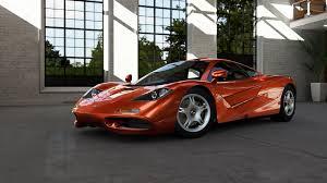 mclaren supercar p1 forza motorsport 5 cars