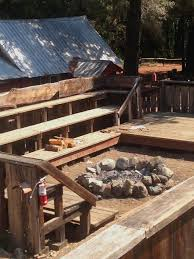 California Fire Pit by Retreat Center Rentals Groundswell Institute