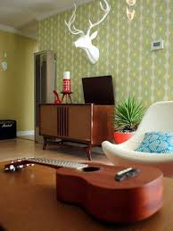 25 midcentury living room design ideas living rooms mid century