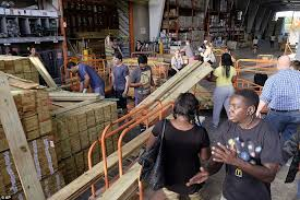 home depot naples fl especial black friday florida residents wait in traffic to flee hurricane irma ethiogrio