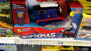 toys r us haul thomas and friends turbo flip thomas and