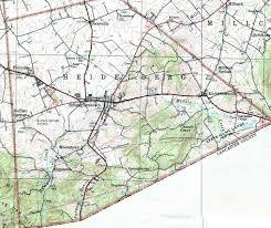 Lancaster County Gis Map Lebanon County Pennsylvania Township Maps