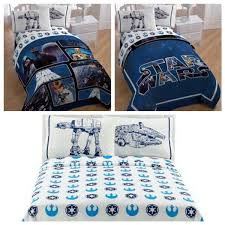 Full Size Comforter Sets 8 Incredible Star Wars Bedding Sets Walyou