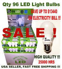 greenlite led shop light greenlite 9w light bulbs ebay