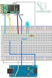 data transfer between android and arduino via bluetooth solderer tv