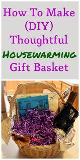 Kitchen Gift Baskets Preety U0027s Kitchen How To Make Diy Thoughtful Housewarming Gift