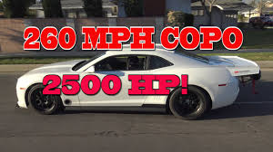 copo camaro hp 2500 hp copo 260 mph mile contender nelson racing engines