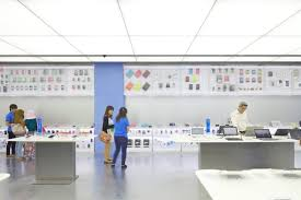 store interior design samsung experience store at vivocity
