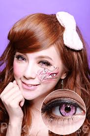 eos dolly eye pink circle lenses colored contacts