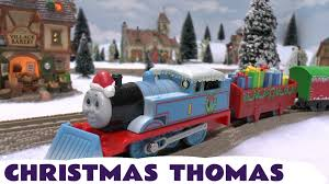 spotlight christmas thomas for tomy and trackmaster thomas and