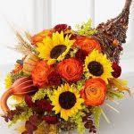 thanksgiving flowers arrangements a classic thanksgiving flower