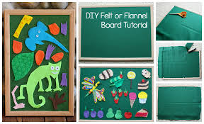 make your own felt board tutorial buggy and buddy