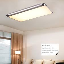 Wohnzimmerlampe 5 Flammig 100 Wohnzimmer Deckenlampe Led Deckenleuchte Schwarz Led