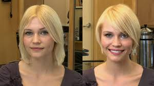 hairstyles based on the shape of head hairstyles for a square face shape popsugar beauty