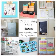 tips for organizing your home decoart blog organizing your home