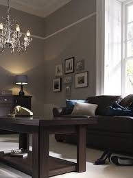 Living Room With Gray Walls Brown Couch Living Room Pinterest - Grey and brown living room decor ideas