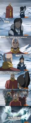 Legend Of Korra Memes - alternate ending avatar the last airbender the legend of korra